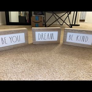 Signs for home decor